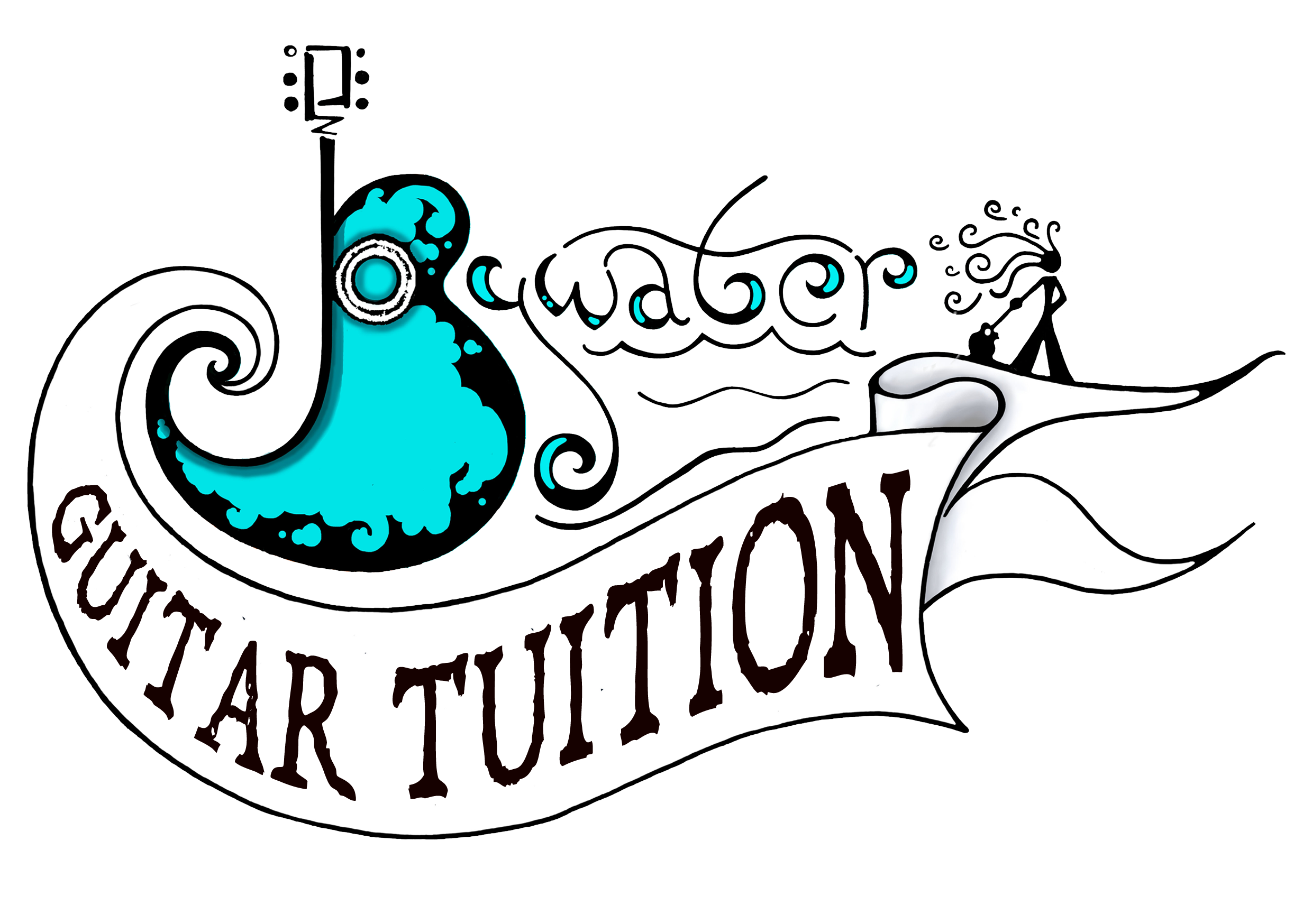 Jo Bywater Guitar Tuition Logo